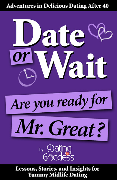 book on dating after 40