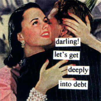 Let's go deeply in debt